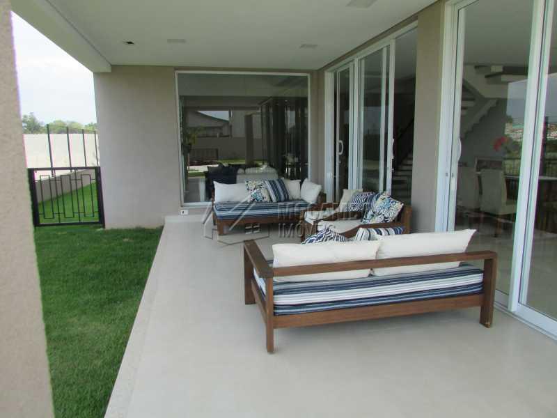 Área de Descanso Externa - Casa em Condomínio 4 quartos à venda Itatiba,SP - R$ 2.280.000 - FCCN40101 - 27
