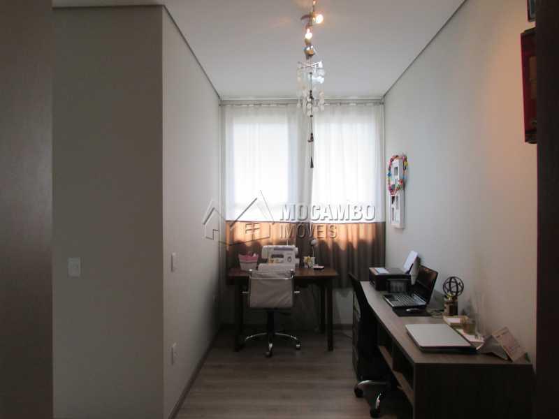 Sala da Suíte do Casal - Casa em Condomínio 4 quartos à venda Itatiba,SP - R$ 2.280.000 - FCCN40101 - 18