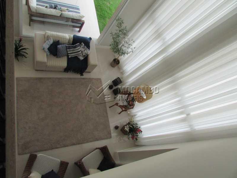 Sala de Visita - Casa em Condomínio 4 quartos à venda Itatiba,SP - R$ 2.280.000 - FCCN40101 - 8