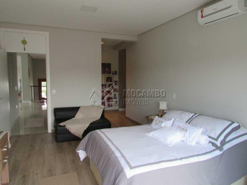 Suíte do Casal - Casa em Condomínio 4 quartos à venda Itatiba,SP - R$ 2.280.000 - FCCN40101 - 16