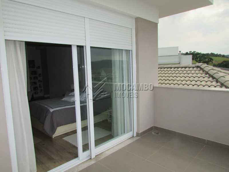Varanda - Casa em Condomínio 4 quartos à venda Itatiba,SP - R$ 2.280.000 - FCCN40101 - 21