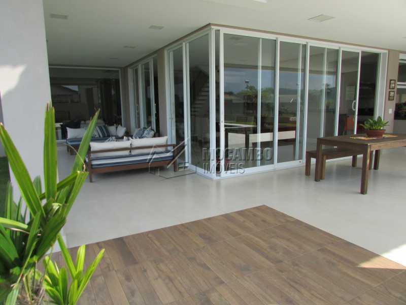 Área Externa - Casa em Condomínio 4 quartos à venda Itatiba,SP - R$ 2.280.000 - FCCN40101 - 26