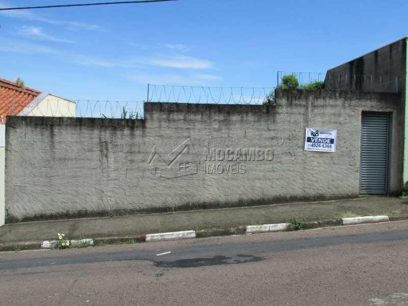 Lote - Terreno 350m² à venda Itatiba,SP Nova Itatiba - R$ 180.000 - FCUF01013 - 1