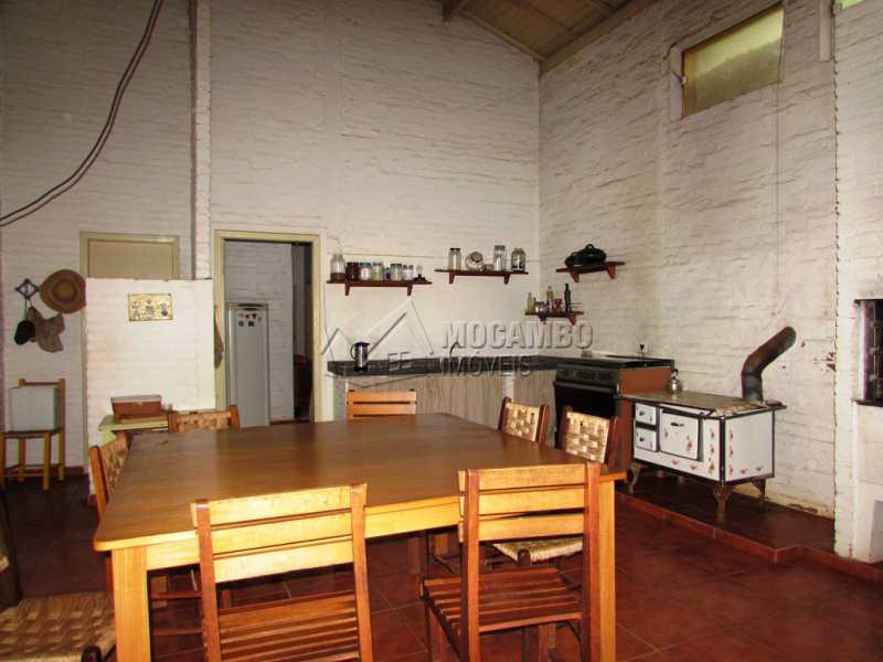 Cozinha caipira - Sítio 20000m² à venda Jarinu,SP - R$ 600.000 - FCSI40007 - 10