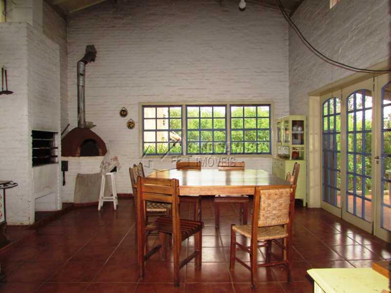Cozinha Caipira - Sítio 20000m² à venda Jarinu,SP - R$ 600.000 - FCSI40007 - 11