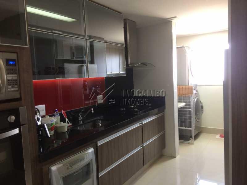 Cozinha - Apartamento 4 quartos à venda Itatiba,SP - R$ 1.300.000 - FCAP40006 - 3