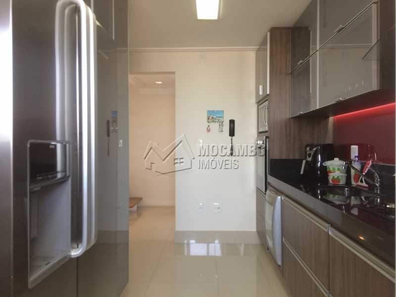 Cozinha - Apartamento 4 quartos à venda Itatiba,SP - R$ 1.300.000 - FCAP40006 - 1