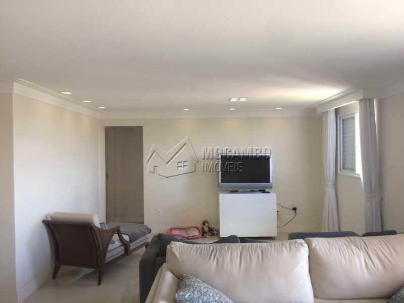 Sala 3 ambientes - Apartamento 4 quartos à venda Itatiba,SP - R$ 1.300.000 - FCAP40006 - 7