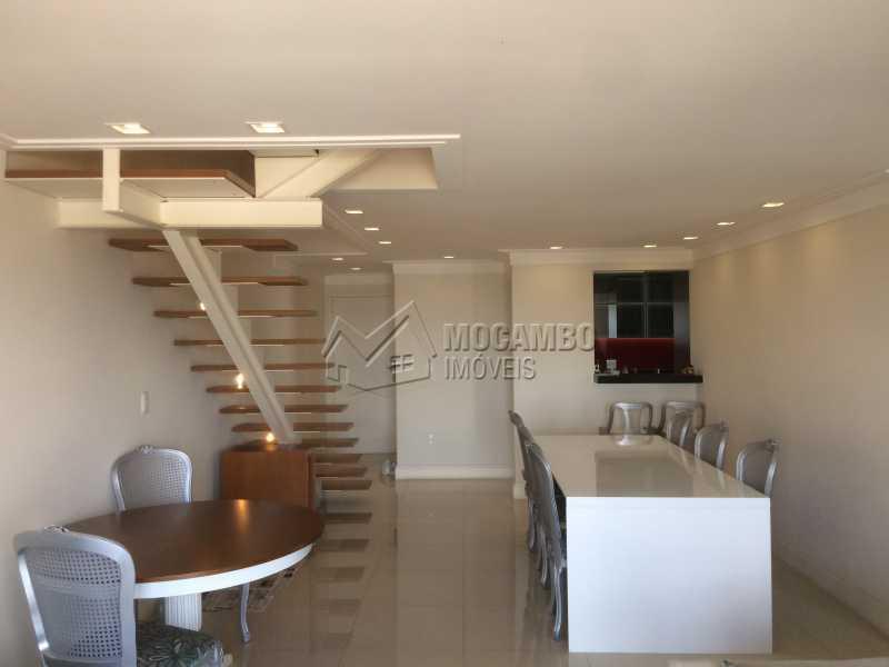 Sala 3 ambientes - Apartamento 4 quartos à venda Itatiba,SP - R$ 1.300.000 - FCAP40006 - 5