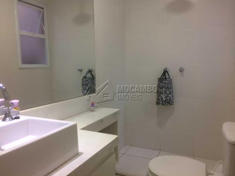 Banheiro social - Apartamento 4 quartos à venda Itatiba,SP - R$ 1.300.000 - FCAP40006 - 16