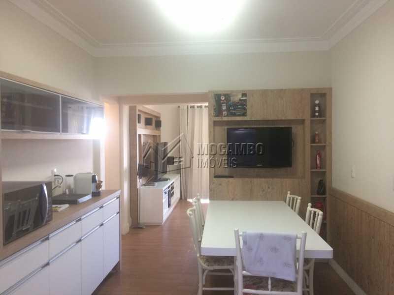 Espaço gourmet - Apartamento 4 quartos à venda Itatiba,SP - R$ 1.300.000 - FCAP40006 - 17