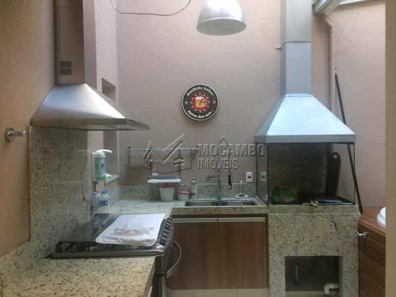 Churrasqueira - Apartamento 4 quartos à venda Itatiba,SP - R$ 1.300.000 - FCAP40006 - 18