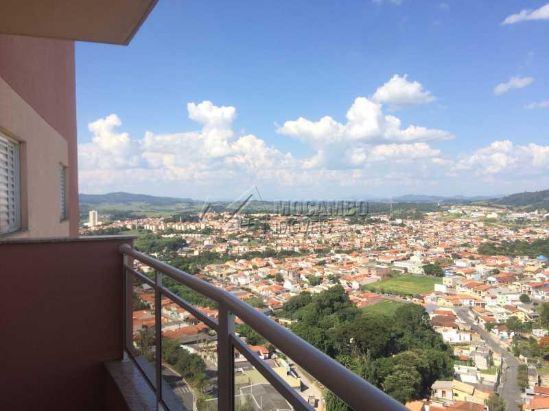 Varanda - Apartamento 4 quartos à venda Itatiba,SP - R$ 1.300.000 - FCAP40006 - 21
