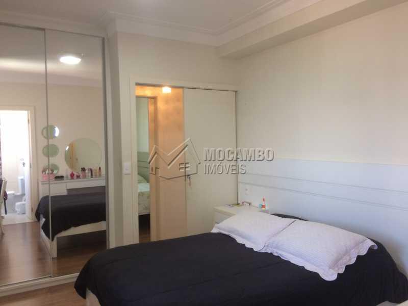 Suíte 3 - Apartamento 4 quartos à venda Itatiba,SP - R$ 1.300.000 - FCAP40006 - 23