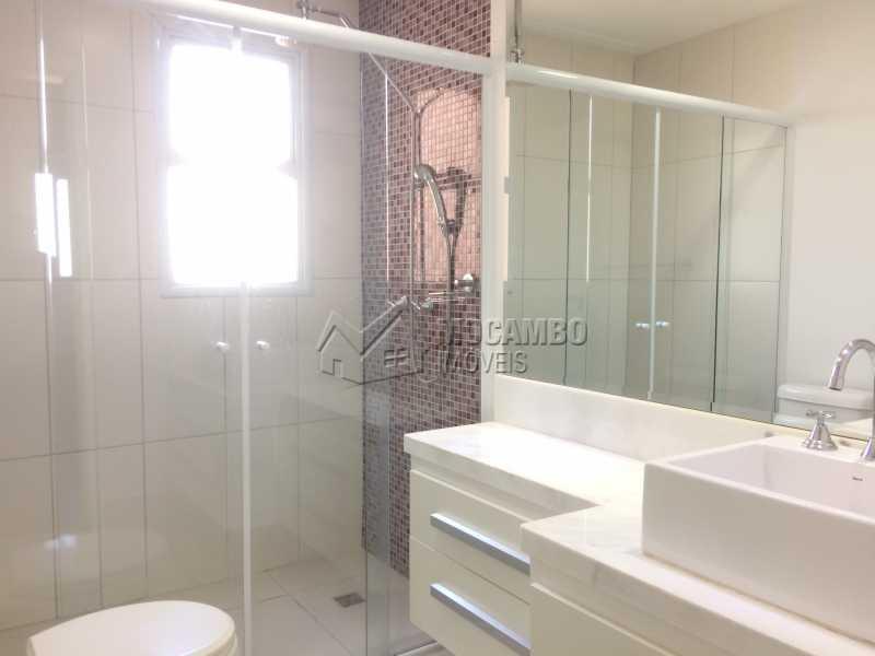 Banheiro 1 suíte master - Apartamento 4 quartos à venda Itatiba,SP - R$ 1.300.000 - FCAP40006 - 26
