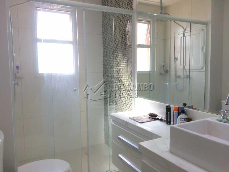 Banheiro 2 suíte master - Apartamento 4 quartos à venda Itatiba,SP - R$ 1.300.000 - FCAP40006 - 28