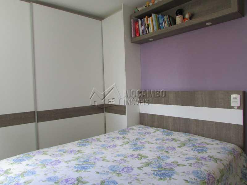 Dormitório  - Apartamento À Venda - Itatiba - SP - Núcleo Residencial João Corradini - FCAP20693 - 4