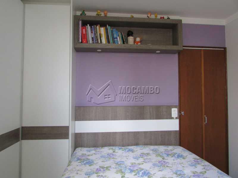 Dormitório - Apartamento À Venda - Itatiba - SP - Núcleo Residencial João Corradini - FCAP20693 - 5