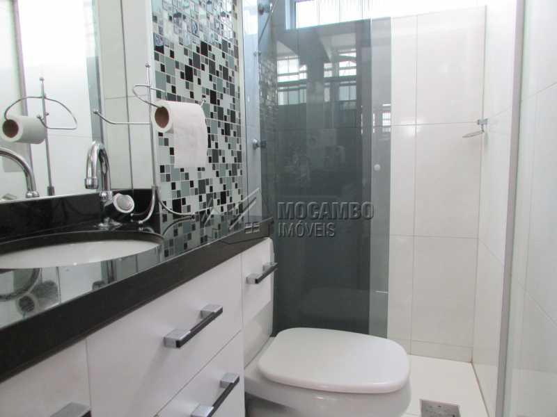 Banheiro  - Apartamento À Venda - Itatiba - SP - Núcleo Residencial João Corradini - FCAP20693 - 6