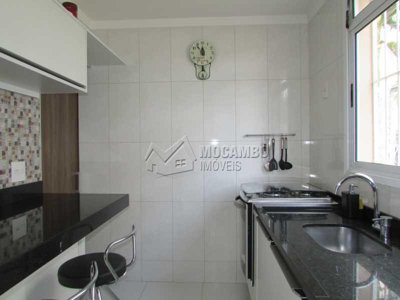 Cozinha  - Apartamento À Venda - Itatiba - SP - Núcleo Residencial João Corradini - FCAP20693 - 8