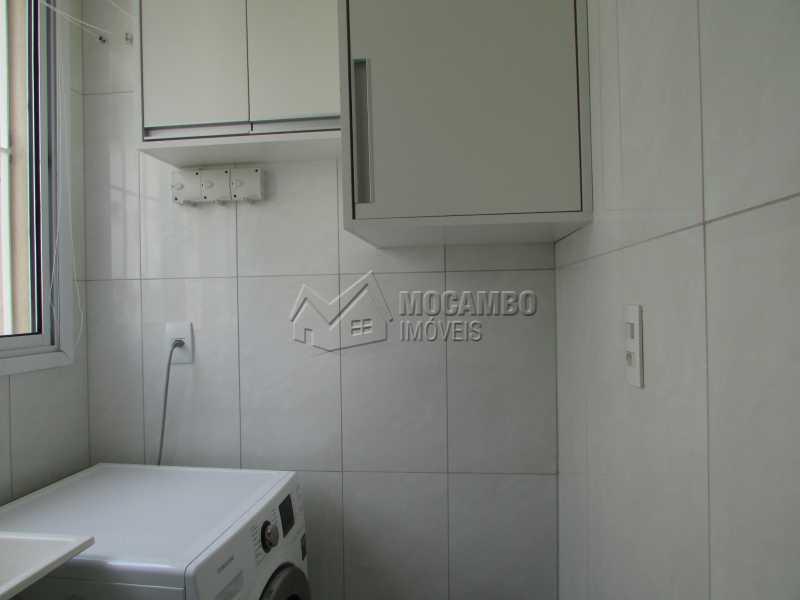 Área de Serviço - Apartamento À Venda - Itatiba - SP - Núcleo Residencial João Corradini - FCAP20693 - 9