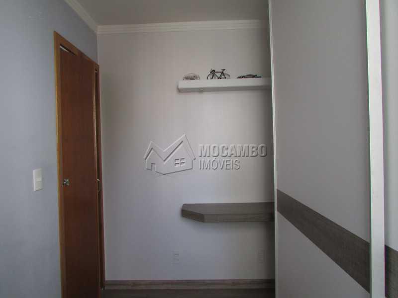 Dormitório  - Apartamento À Venda - Itatiba - SP - Núcleo Residencial João Corradini - FCAP20693 - 10