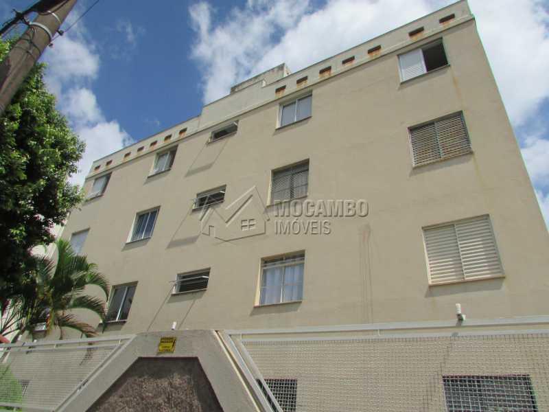 Fachada  - Apartamento À Venda - Itatiba - SP - Núcleo Residencial João Corradini - FCAP20693 - 1