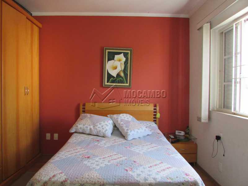 Suíte  - Apartamento Condomínio Residencial Tescarollo, Rua João Franco Penteado,Itatiba, Vila Penteado, SP À Venda, 3 Quartos, 90m² - FCAP30407 - 6