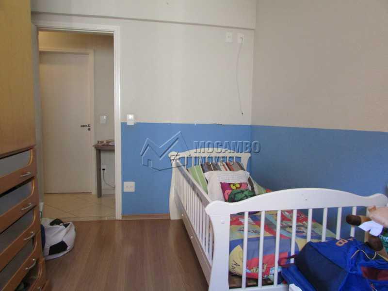 Dormitório  - Apartamento Condomínio Residencial Tescarollo, Rua João Franco Penteado,Itatiba, Vila Penteado, SP À Venda, 3 Quartos, 90m² - FCAP30407 - 8