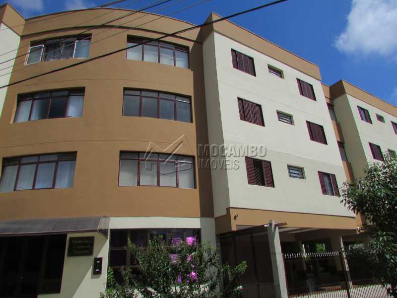 Prédio - Apartamento Condomínio Residencial Tescarollo, Rua João Franco Penteado,Itatiba, Vila Penteado, SP À Venda, 3 Quartos, 90m² - FCAP30407 - 12