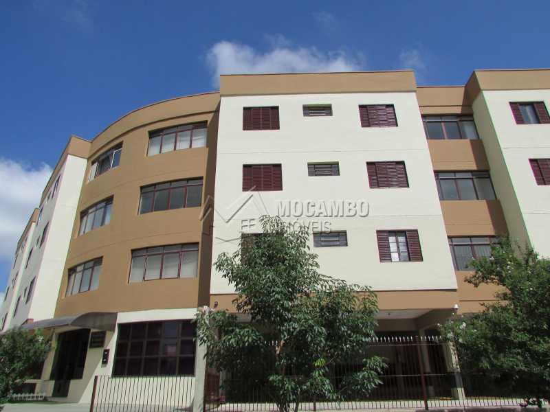 Prédio  - Apartamento Condomínio Residencial Tescarollo, Rua João Franco Penteado,Itatiba, Vila Penteado, SP À Venda, 3 Quartos, 90m² - FCAP30407 - 1