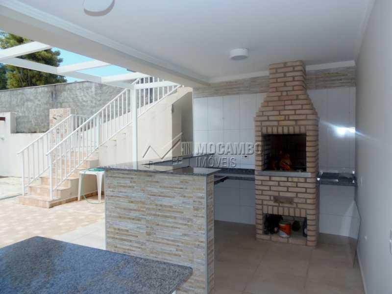 Itatiba Country Club - Casa em Condominio À Venda - Itatiba - SP - Residencial Fazenda Serrinha - FCCN30315 - 6