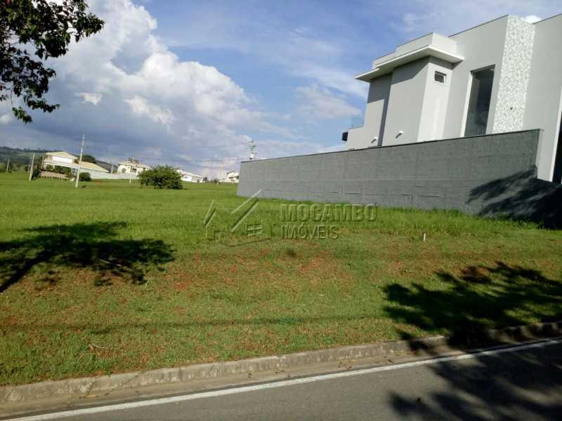 Terreno - Terreno À Venda no Condomínio Sete Lagos - Sítio da Moenda - Itatiba - SP - FCUF01018 - 1