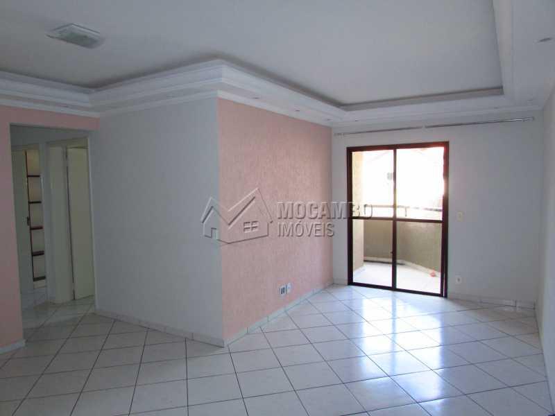 Sala - Apartamento 3 quartos à venda Itatiba,SP - R$ 375.000 - FCAP30476 - 1