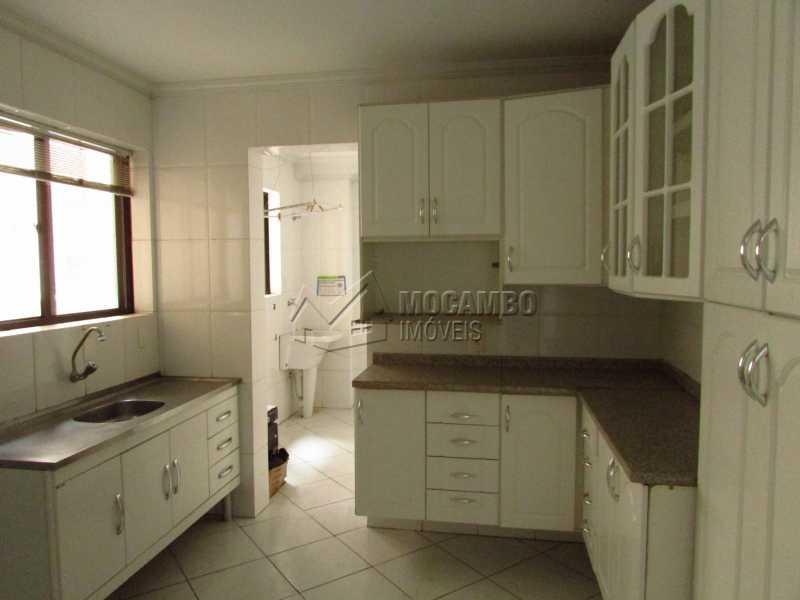 Cozinha - Apartamento 3 quartos à venda Itatiba,SP - R$ 375.000 - FCAP30476 - 6