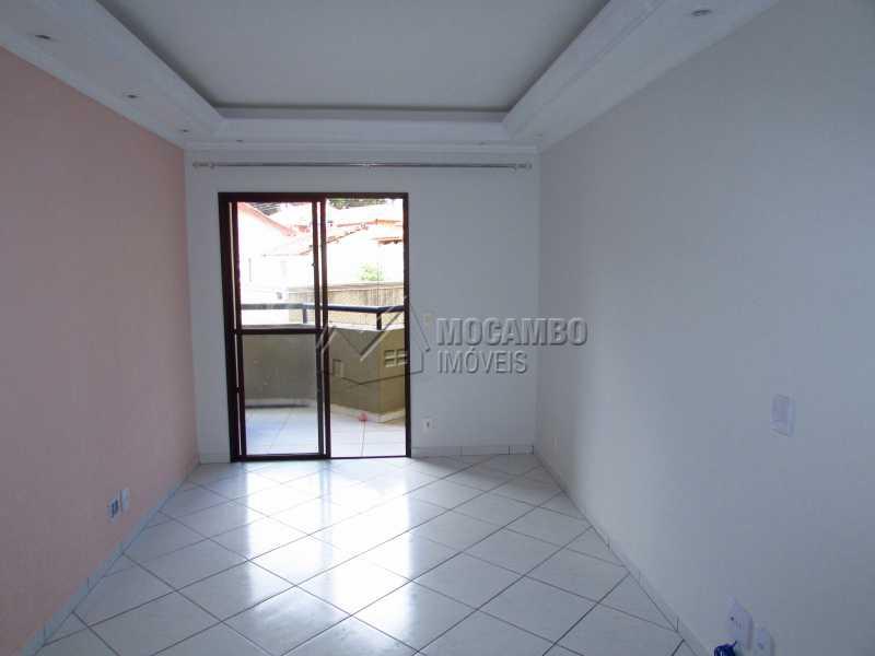 Sala - Apartamento 3 quartos à venda Itatiba,SP - R$ 375.000 - FCAP30476 - 3