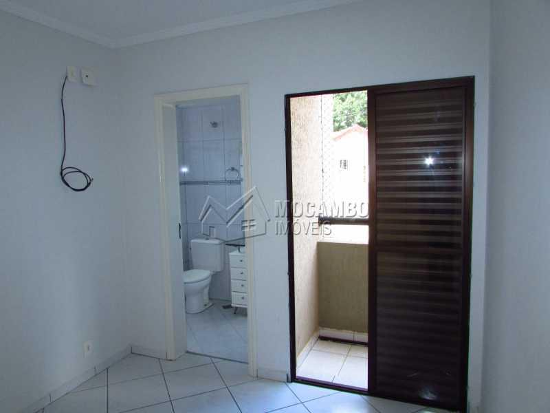 Suíte - Apartamento 3 quartos à venda Itatiba,SP - R$ 375.000 - FCAP30476 - 9