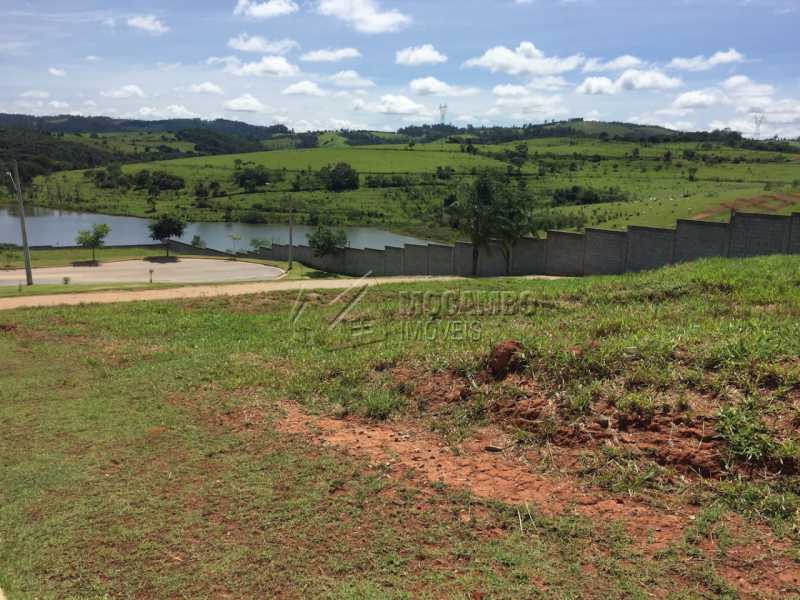 Lote Vista  para Lago - Terreno À Venda no Condomínio Sete Lagos - Sítio da Moenda - Itatiba - SP - FCUF01019 - 1