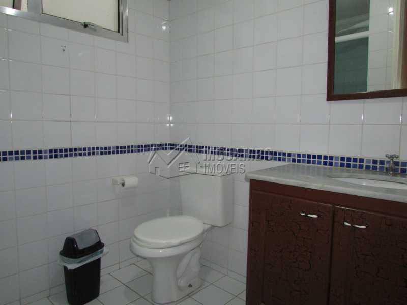 Banheiro - Apartamento À Venda no Condomínio Residencial Fernanda - Jardim México - Itatiba - SP - FCAP30408 - 6