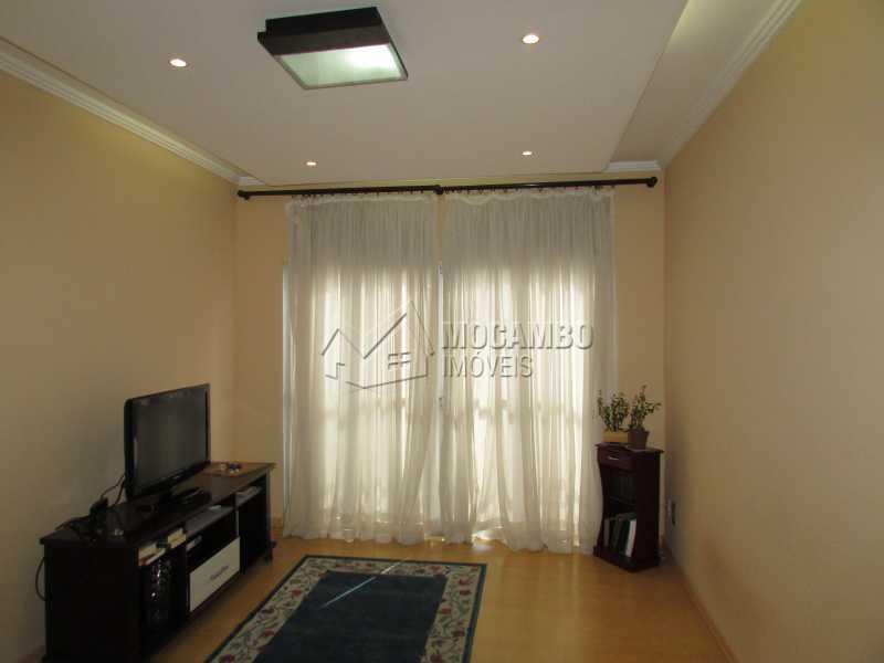 Sala - Apartamento À Venda no Condomínio Residencial Fernanda - Jardim México - Itatiba - SP - FCAP30408 - 1