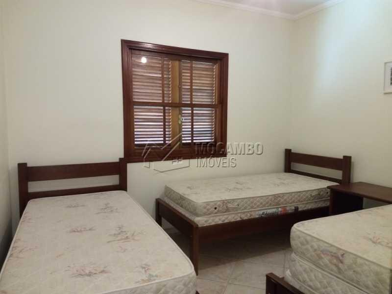 Quarto - Casa Para Alugar no Condomínio Capela do Barreiro - Capela do Barreiro - Itatiba - SP - FCCN30317 - 17