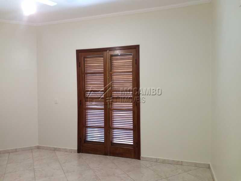 Quarto - Casa Para Alugar no Condomínio Capela do Barreiro - Capela do Barreiro - Itatiba - SP - FCCN30317 - 16