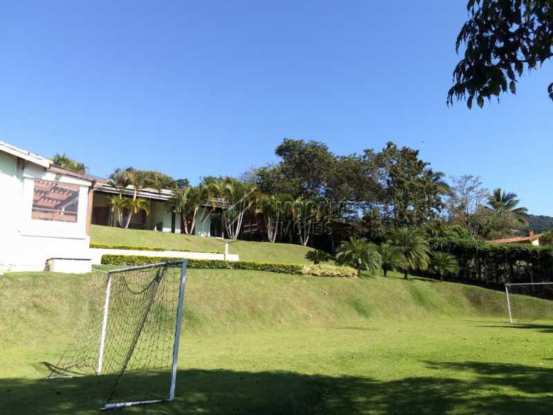Área Externa - Casa Para Alugar no Condomínio Capela do Barreiro - Capela do Barreiro - Itatiba - SP - FCCN30317 - 6