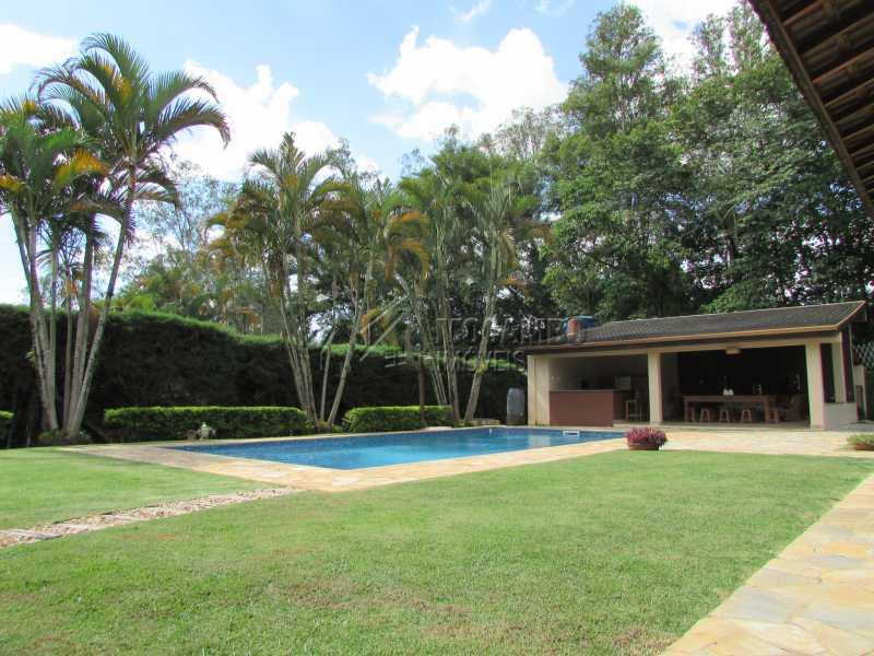 Quintal - Casa em Condominio em condomínio À Venda - Condomínio Ville Chamonix - Itatiba - SP - Jardim Nossa Senhora das Graças - FCCN40103 - 5