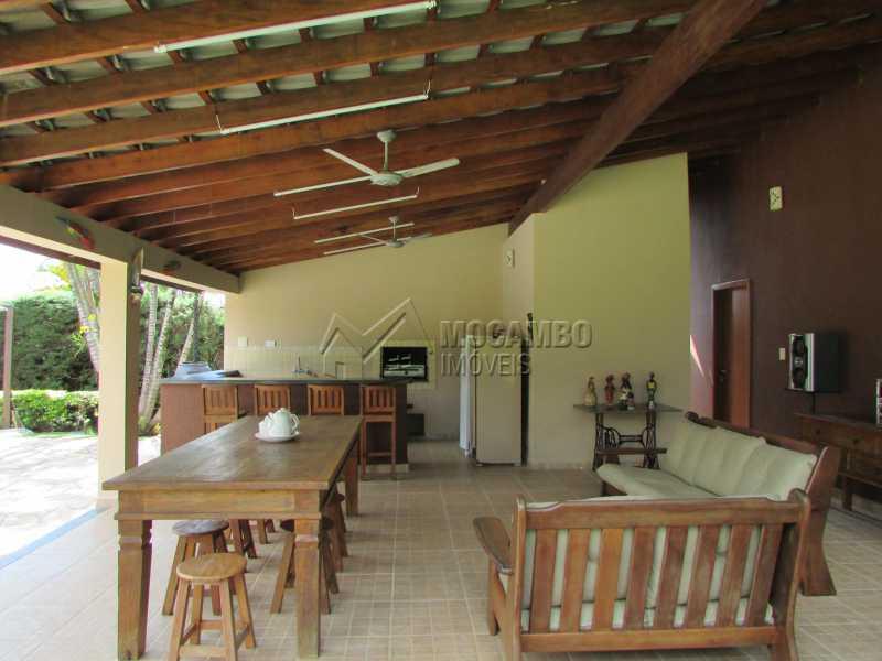 Espaço gourmet - Casa em Condominio em condomínio À Venda - Condomínio Ville Chamonix - Itatiba - SP - Jardim Nossa Senhora das Graças - FCCN40103 - 10