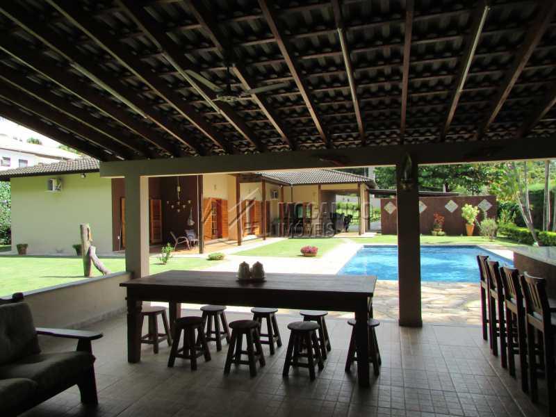 Espaço gourmet - Casa em Condominio em condomínio À Venda - Condomínio Ville Chamonix - Itatiba - SP - Jardim Nossa Senhora das Graças - FCCN40103 - 1