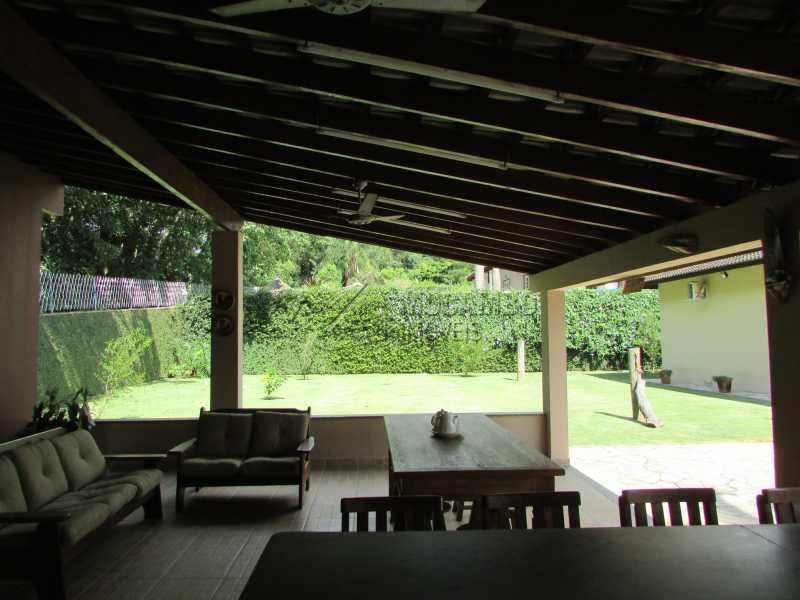 Espaço gourmet - Casa À Venda no Condomínio Ville Chamonix - Jardim Nossa Senhora das Graças - Itatiba - SP - FCCN40103 - 11