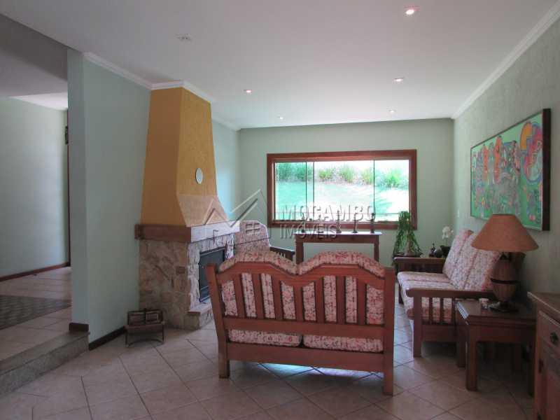 Sala 2 ambientes - Casa À Venda no Condomínio Ville Chamonix - Jardim Nossa Senhora das Graças - Itatiba - SP - FCCN40103 - 21