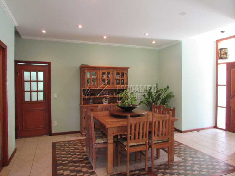 Sala jantar - Casa em Condominio Para Venda ou Aluguel - Itatiba - SP - Ville Chamonix - FCCN40103 - 23