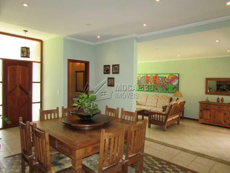 Salas - Casa À Venda no Condomínio Ville Chamonix - Jardim Nossa Senhora das Graças - Itatiba - SP - FCCN40103 - 24